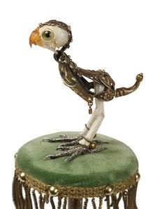 Robot Bird, Artist Jessica Joslin