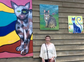 Cat Museum!