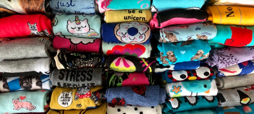 Socking It to Cancer: In Praise ofSilliness